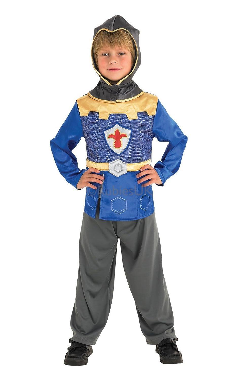 Rubies 883617L - Disfraz de caballero cruzado para niño