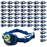 Emergency Zone Motion Sensor LED Head Lamp. 50 Pack