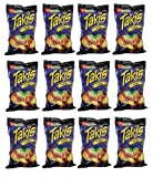 takis seasoning - BARCEL TAKIS FUEGO CORN SNACK - HOT CHILI PEPPER & LIME