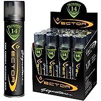 Vector Quintuple Refined Butane Gas Fuel Refill 12 Can