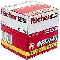 Fischer 70012 Taco SX 12x60 (Caja de 25