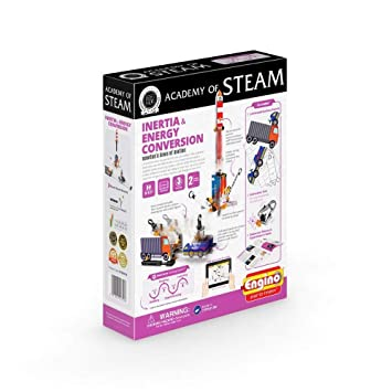 Amazon.com: Engino - Academia de juguetes STEAM   Juguetes ...