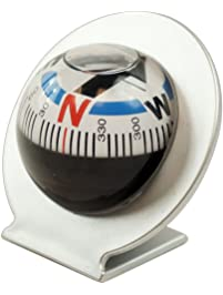 Stalwart 75-PC980 Ball Compass with Adhesive Base