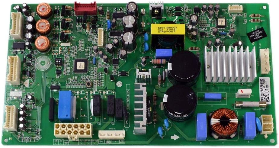 LG EBR78940501 Main Control Board, Green