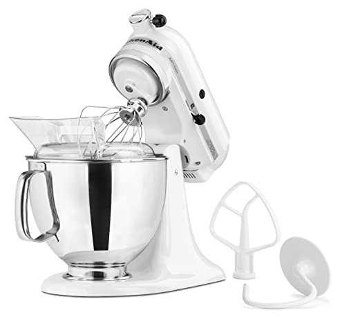 Amazon.de: KitchenAid 5KSM175PSEWH, ARTISAN Küchenmaschine mit ...