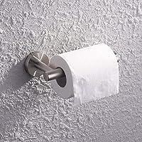 KES SUS304 Baño de acero inoxidable Lavabo de papel higiénico y dispensador de montaje en pared cepillado, A2175S12-2