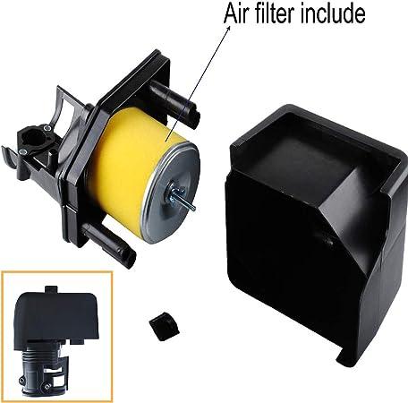 Amazon.com: Podoy 17235-Z52-820 - Carcasa para filtro de ...