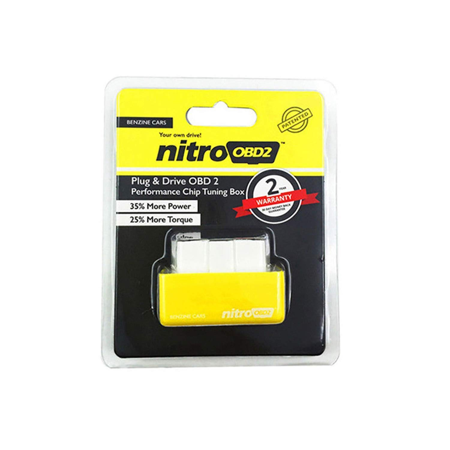 Bosmutus OBD2 Diesel Regulator Nitro OBD2 Chip Tuning Box Eco OBD2 More Power and More Torque//Plug and Play Nitro OBD2 Performance Tuning Box//For Diesel Cars General Purpose Model 1996 NitroOBD2