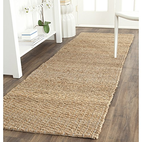 Safavieh Natural Fiber Collection NF452A Natural Sisal Runner (2'6