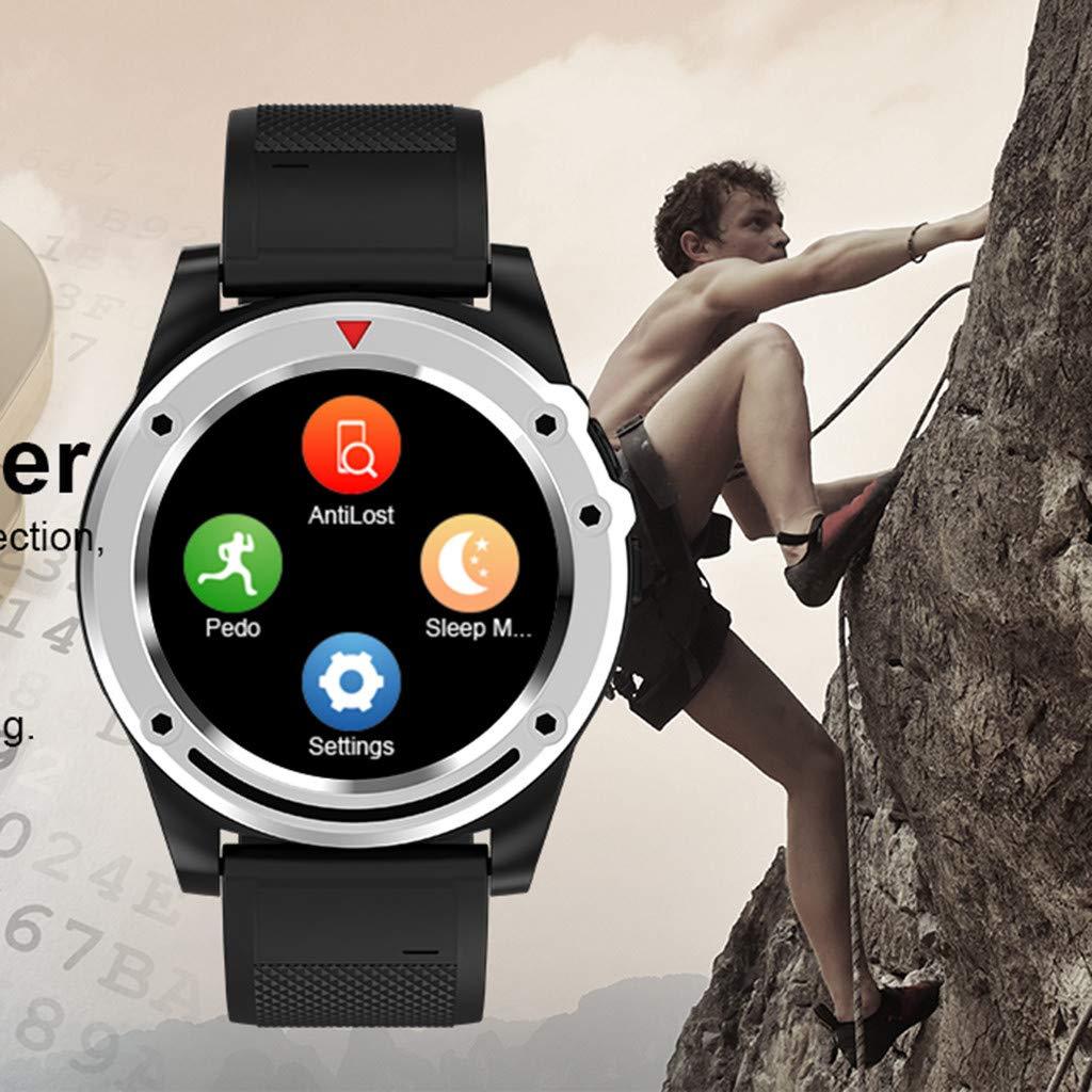 TriLance Bluetooth 4.0 Smart Watch Dial Call podómetro ...