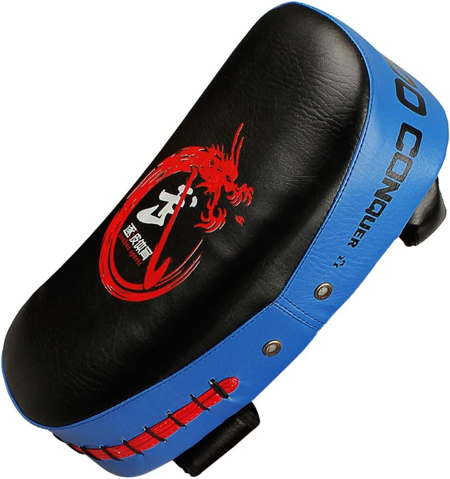 Kick Boxing Strike Focus Arm Pad MMA Muay Thai Punch Shield target Training New