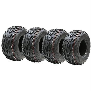 Cuatro neumáticos 16x8.00-7 cuádruple, 16 x 8-7 ATV E marcó el ...