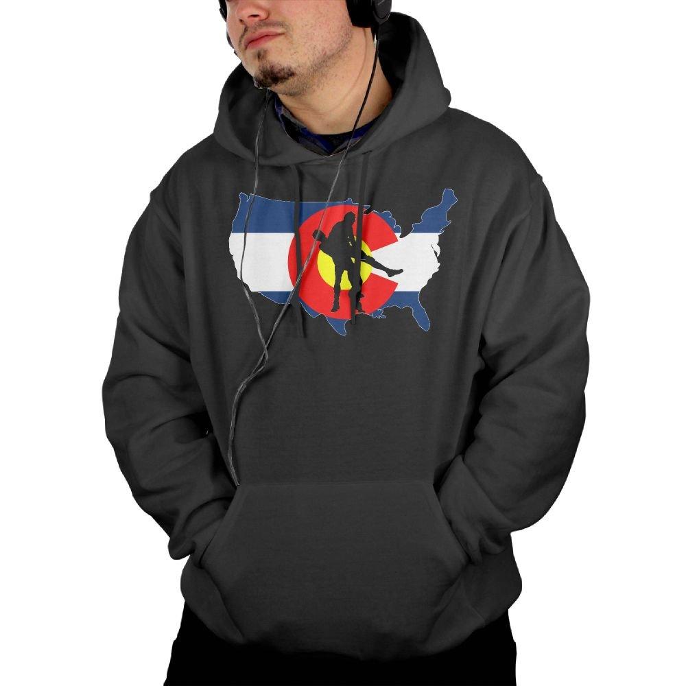 J6wa-Hoodies Colorado Wrestling Mens 3D Print Hoodie Sweatshirt With Pockets