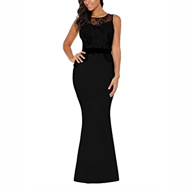 a01464132e43a Spring Moon dresses Spot 5412 2018 Sexy Lace Jumpsuit at Amazon ...