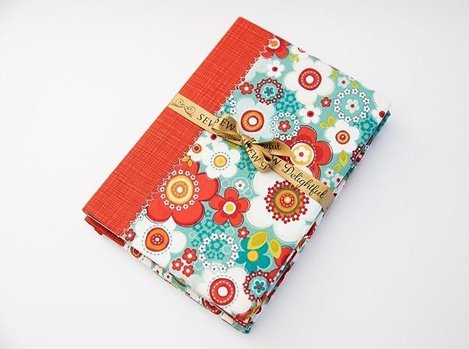 e81a19ce211e Floral A5 notebook and 2018-19 academic diary set  Amazon.co.uk  Handmade