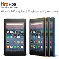 Deals on Fire HD 8 8-inch HD Display 16 GB Tablet