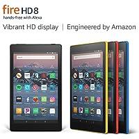 Deals on Fire HD 8 8-inch HD Display 16 GB Tablet