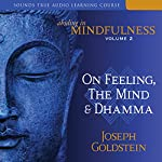 Abiding in Mindfulness, Volume 2: On Feeling, the Mind, and Dhamma | Joseph Goldstein
