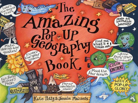 The Amazing Pop-Up Geography  Book (Amazing Pop-Ups)