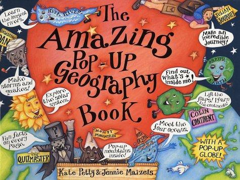 Download The Amazing Pop-Up Geography  Book (Amazing Pop-Ups) pdf epub