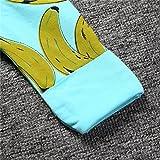 "Kids Tales ""Banana Blue Footed Zipper Pajama"