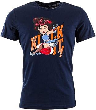 Adidas Camiseta Pin Up, hombre, color Azul - azul marino, tamaño XL: Amazon.es: Ropa y accesorios
