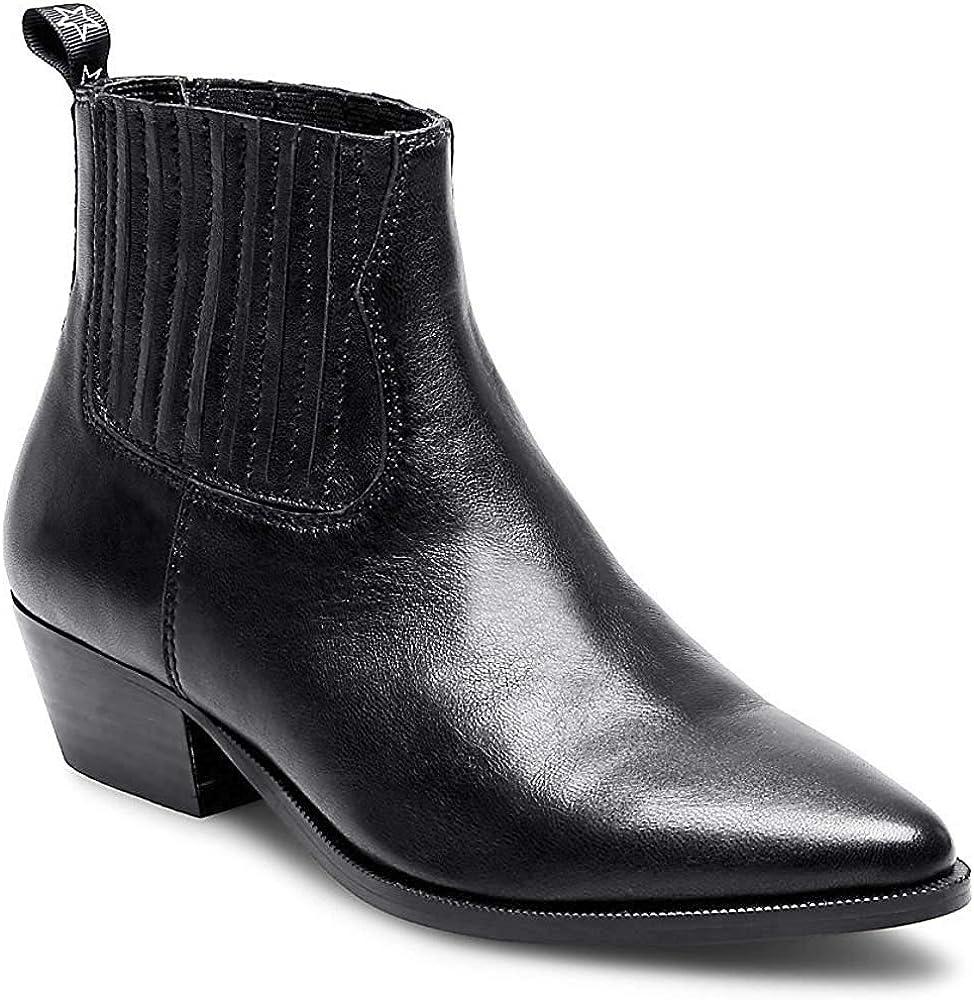 Steve Madden Women's Westie Western Boot