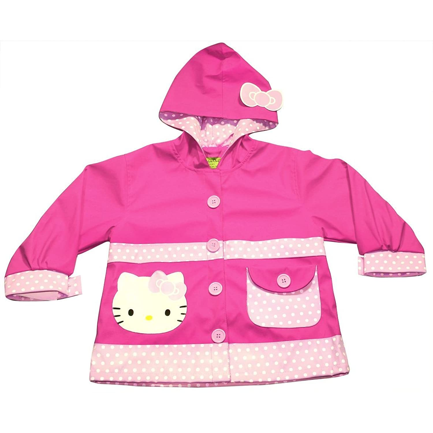 Hello Kitty Polka Dots Rain Coat