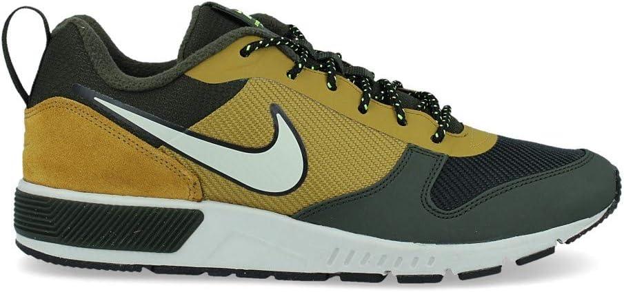 Nike Nightgazer Trail 916775 Sneakers de Hombre - 42, Amarillo y ...