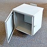 Solar Battery Enclosure - Solar Power System Box - Solar Charge Controller Box