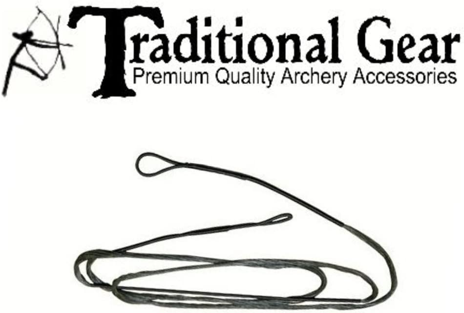 """Red B50 Dacron 66/"""" 70 AMO Recurve 14 Strands Bow String Bowstring Traditional"""