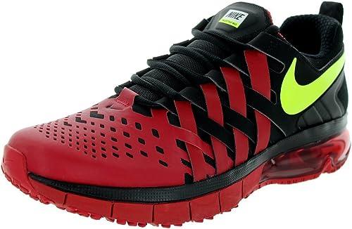 Nike Men's Fingertrap Max Gym Red/Volt