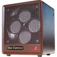 NEW Brown Box World Market HEATER The Original Brown Box Ceramic Disc Heater