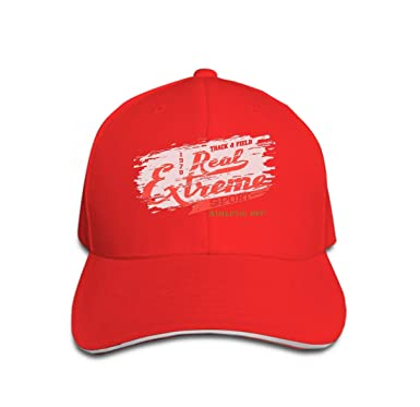 Vintage Jeans Baseball Cap Real Extreme Sport Typographic Design ...