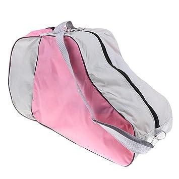 Bolsa Mochila Porta Patines School Especial, Bolsa de Almacenamiento portátil para Patines o Zapatos, para niños y Adultos: Amazon.es: Deportes y aire libre