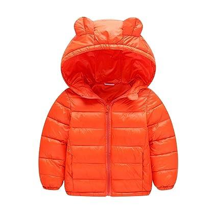 d9fbf8216101d Mornyray ベビー服 ダウンコート ダウンジャケット アウターウエア 防寒 保温 軽量 女の子 男の子 赤ちゃん 0-