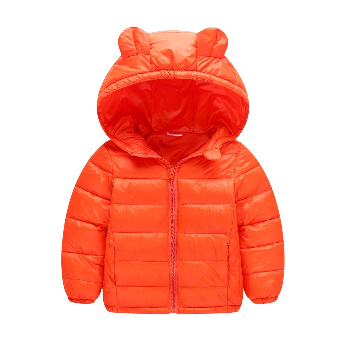 Mornyray Kids Lightweight Warm Puffer Down Jackets Coat Boys Girls Winter Outfit