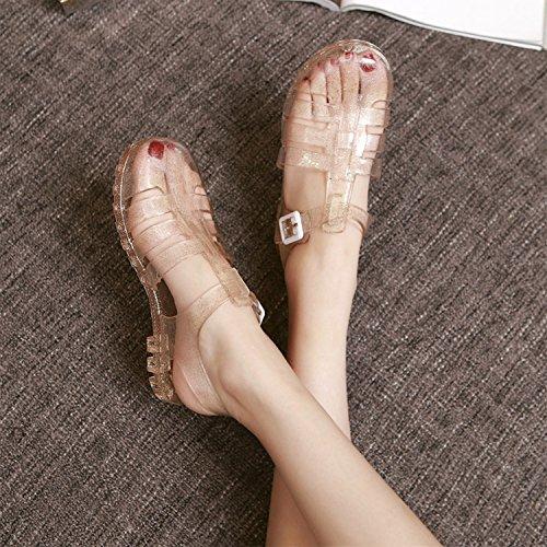 Azbro, Scarpe con cinturino alla caviglia Donna