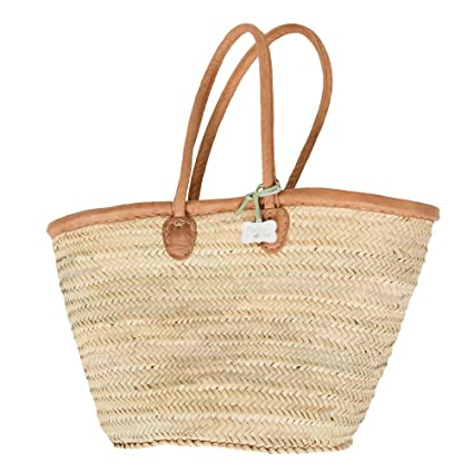 edae19b5c25 French Style Shopping Basket - 'Katie' - Hand Woven, Brand New from ...