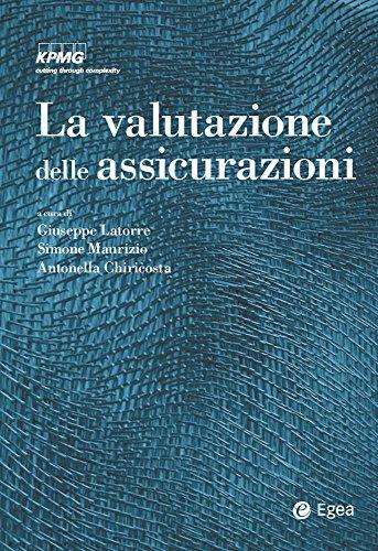 valutazione-delle-assicurazioni-la-reference-italian-edition