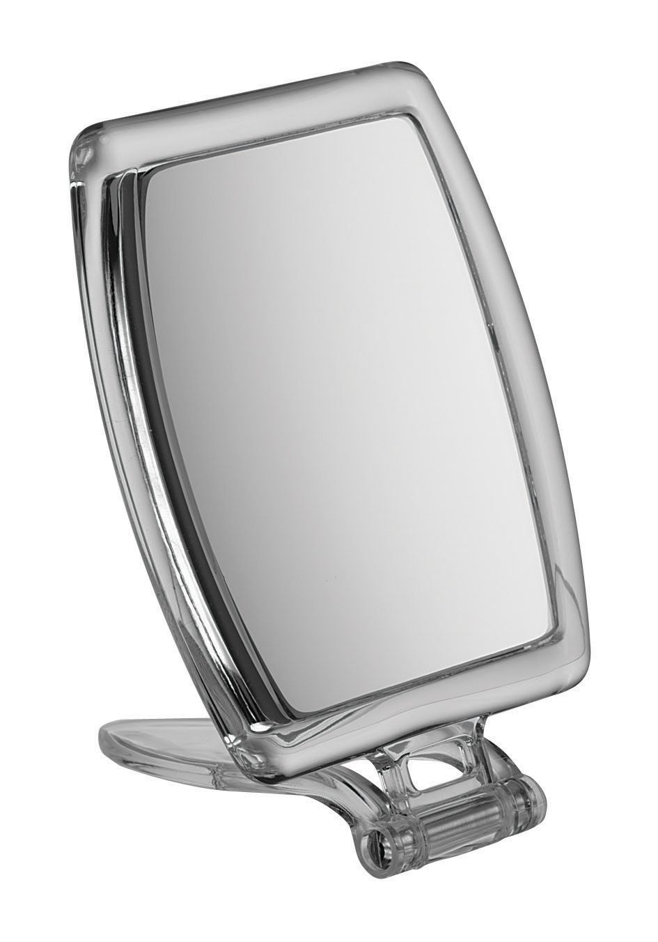 FMG Mirrors - Miroir de voyage rectangle grossissant x10 - 10 cm BeautyLand A004/10