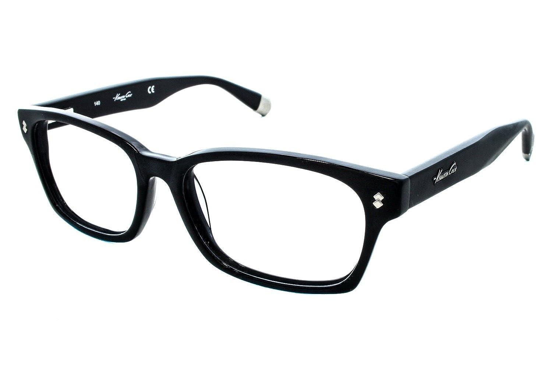 Amazon.com: Kenneth Cole New York Men\'s KC0197 Frames BLACK 54: Clothing