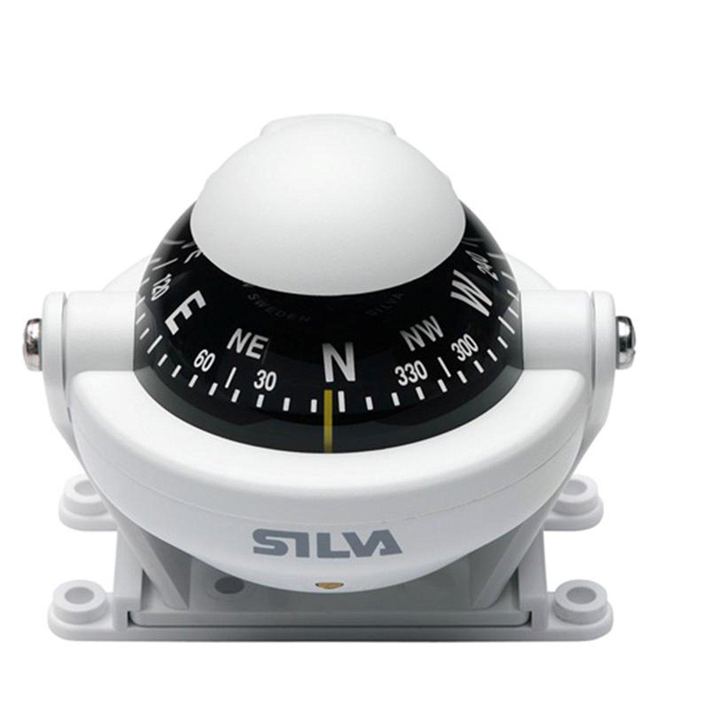 Garmin (Silva) 58 Star Multi Purpose Compass - White