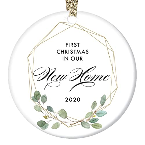 High End Client Christmas Gifts 2020 Amazon.com: New Homeowners Christmas Ornament 2020 Settlement