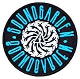 SoundGarden Band Logo t Shirts MS23 Embroidered Iron on Patches