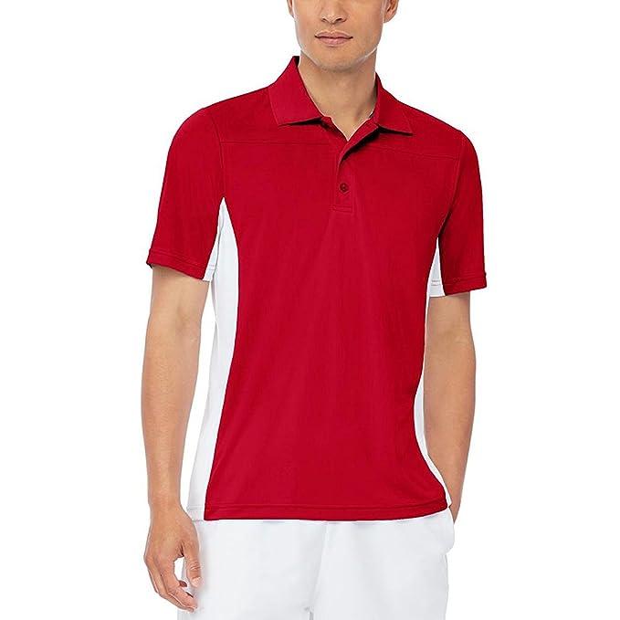 1edfed369250 Fila Men s Core Polo Comfort Breathable Tennis Shirt at Amazon Men s  Clothing store
