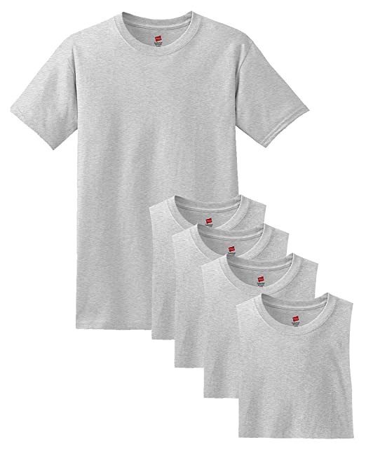 25fec86ed1 Hanes 5 Pack ComfortSoft T-Shirt - 5280