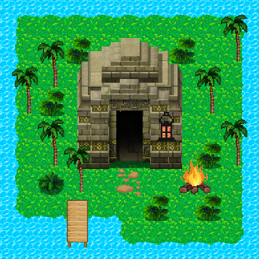 Survival RPG 2 - Temple ruins adventure retro 2d. Find the artifact and explore the jungle. (Best Selling N64 Games)