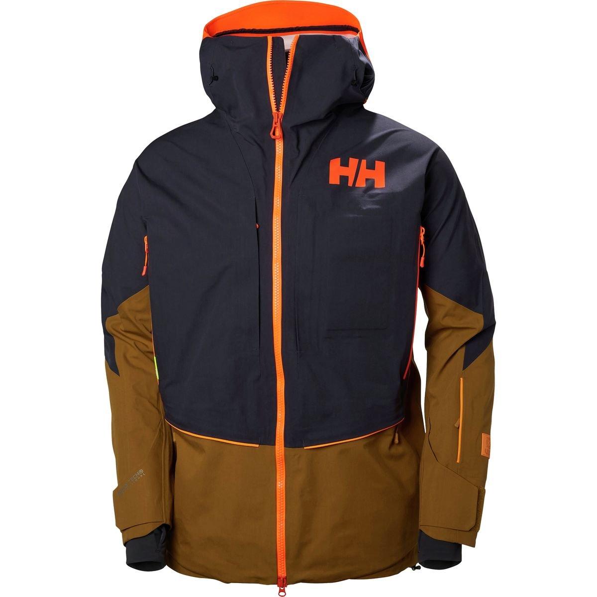 (ヘリーハンセン) Helly Hansen Elevation Shell Jacket メンズ ジャケットGraphite Blue [並行輸入品] B076BF2DZG  Graphite Blue 日本サイズ L (US M)