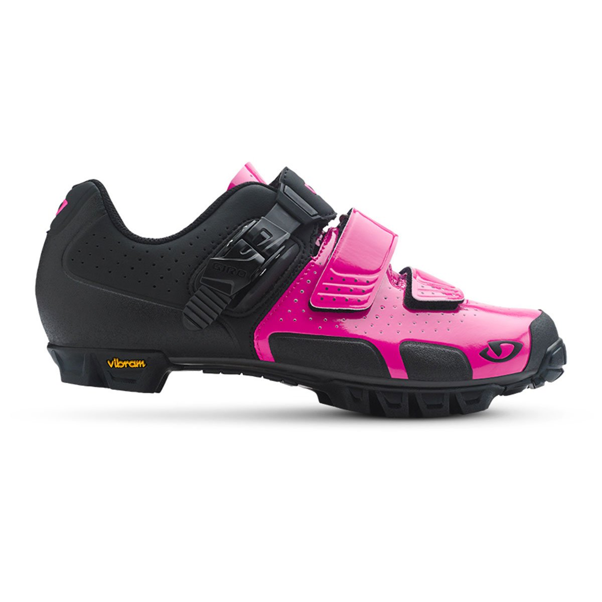 Giro SICA VR70 Women's Mountain Bike Shoes Bright Pink/Black 36